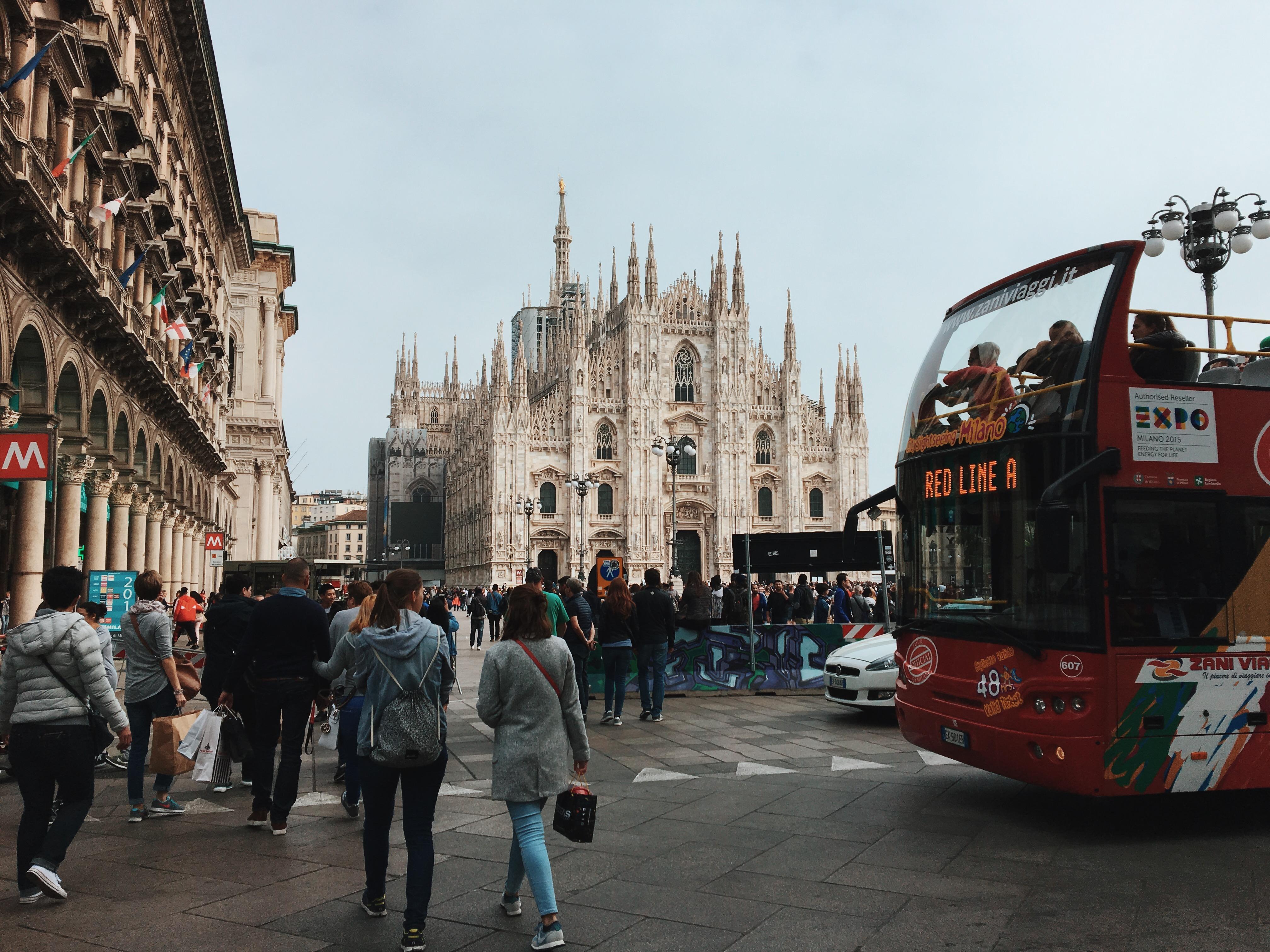 Duomo di Milano - een must tijdens je Milanese citytrip