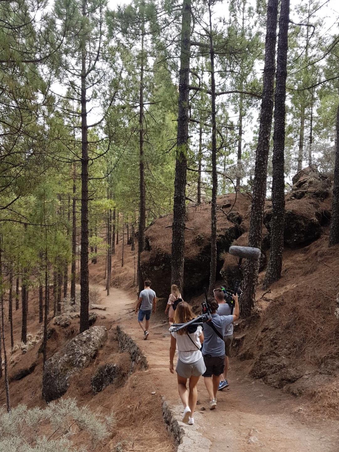 Op huwelijksreis in Gran Canaria